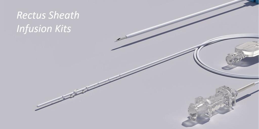 Rectus Sheath Infusion Kits