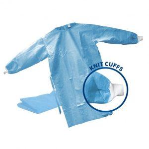 Isolation Examination Gown. 2