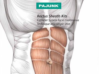 Rectus Sheath Product image by medana ireland