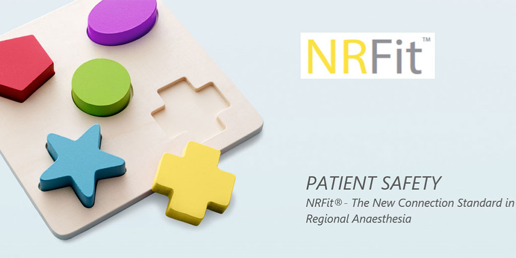 nrfit The New Connection Standard in Regional Anaesthesia at Medana Medical Supplies Ireland featured image featured product big image